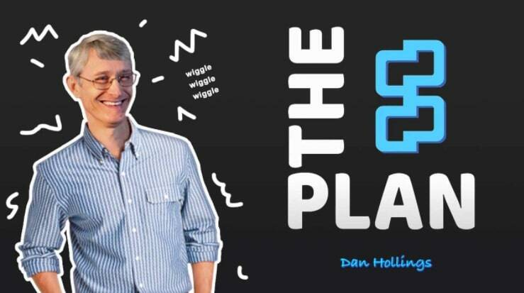 Crypto Curious Beginners Get 2nd Chance at Rare Beta Offering of The Plan by Dan Hollings