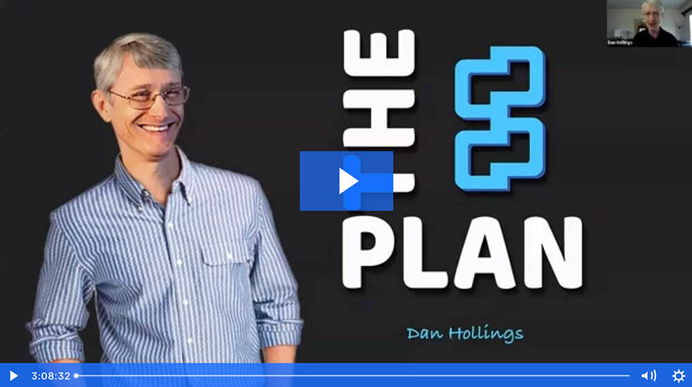 Latest Review of Dan Hollings' The Plan, We Joined to Show You the Crypto Code